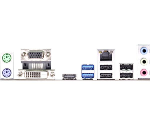 Placa de Mãe FM2+ FM2A88M-HD+ (S/V/R) - AsRock