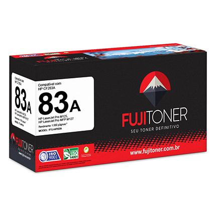 Toner FJT-HP83A 1.5K P/imp M127FN/M125 - FUJITONER