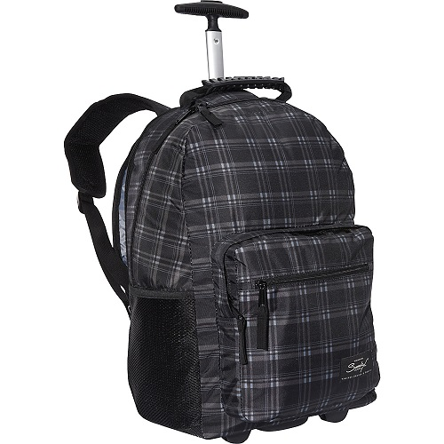 Mochila Trolley Backpack 16 POR127GP Cinza - Sumdex