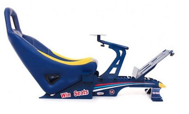 Cockpit WS One Blue/Yellow WSOB - Winseats