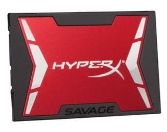SSD HyperX Savage 480GB Sata III 6GB/S SHSS37A/480G - Kingston