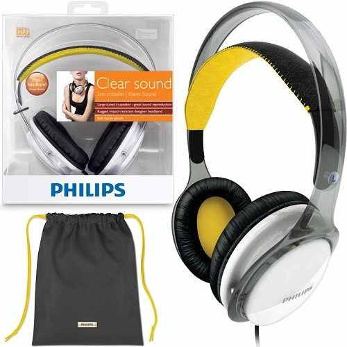 Headphone com Alça SHL9560/10 - Philips