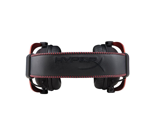 Headset USB HyperX Cloud II Preto/Vermelho HG-HS2RD-1B - Kingston