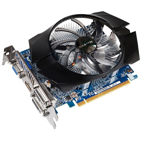 Placa de Vídeo Geforce GT740 1GB DDR5 128Bits GV-N740D5OC-1GI - Gigabyte