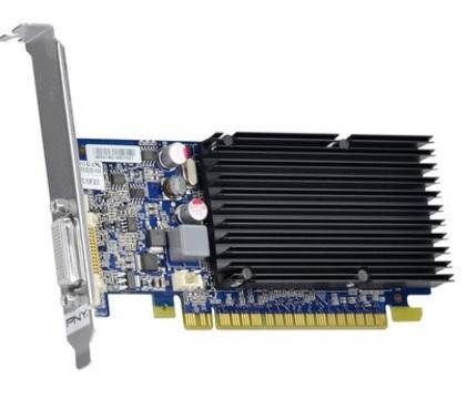 Placa de Video Geforce 8400GS 512MB DDR2 64 Bits - VCG84DMS5R3SXPB - PNY