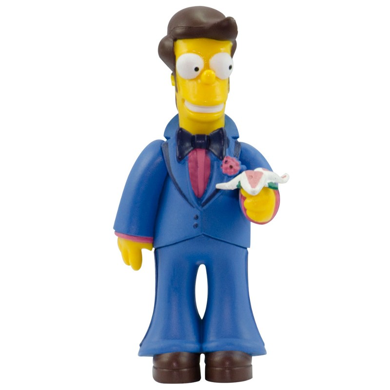 Boneco The Simpsons Homer Jovem BR361 - Multikids
