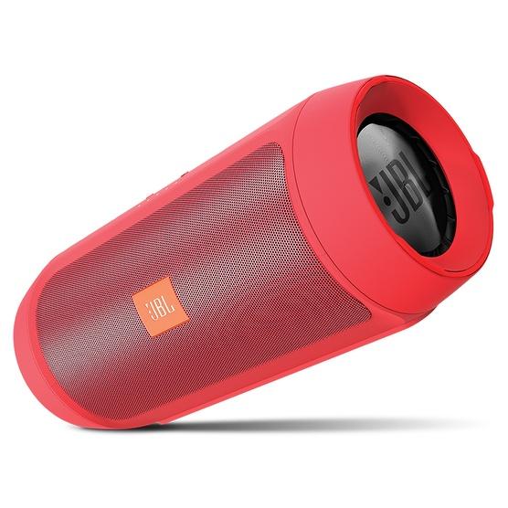 Caixa de Som Charge 2+ Bluetooth 15W RMS (Resistente à Água) Vermelha CHARGE2PLUSREDEU - JBL