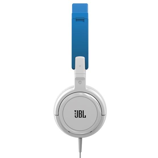 Fone de Ouvido T300A com Microfone Branco/Azul T300ABNW - JBL