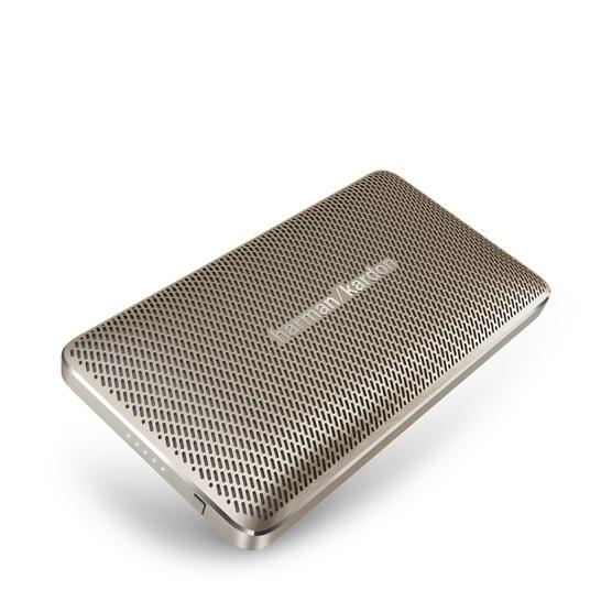 Caixa de Som Portátil Esquire Mini Dourado Bluetooth HKESQUIREMINIGLDEU - Harman Kardon