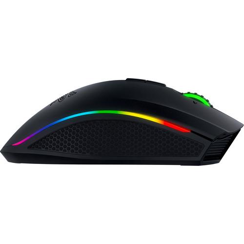Mouse Mamba Gaming Chroma S/Fio 2015 RZ01-01360100-R3U1 - Razer