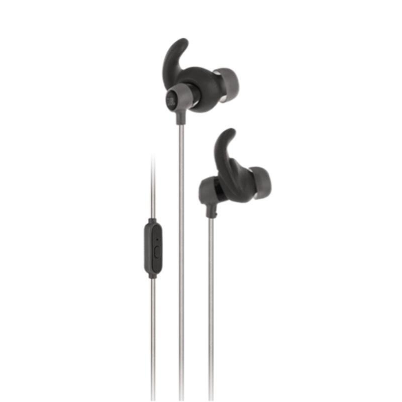 Fone de Ouvido Auricular Esportivo com Microfone Reflect Mini Preto JBLREFMINIBLK - JBL
