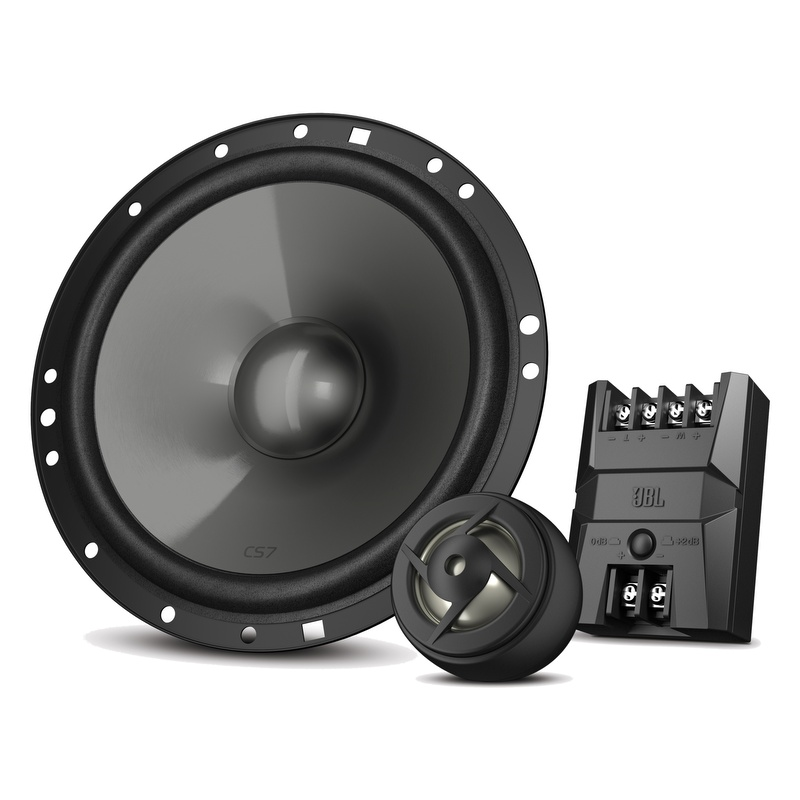 Alto Falante CS760C Kit 2 Vias 6 1/2 165mm 150W RMS (Par) - JBL