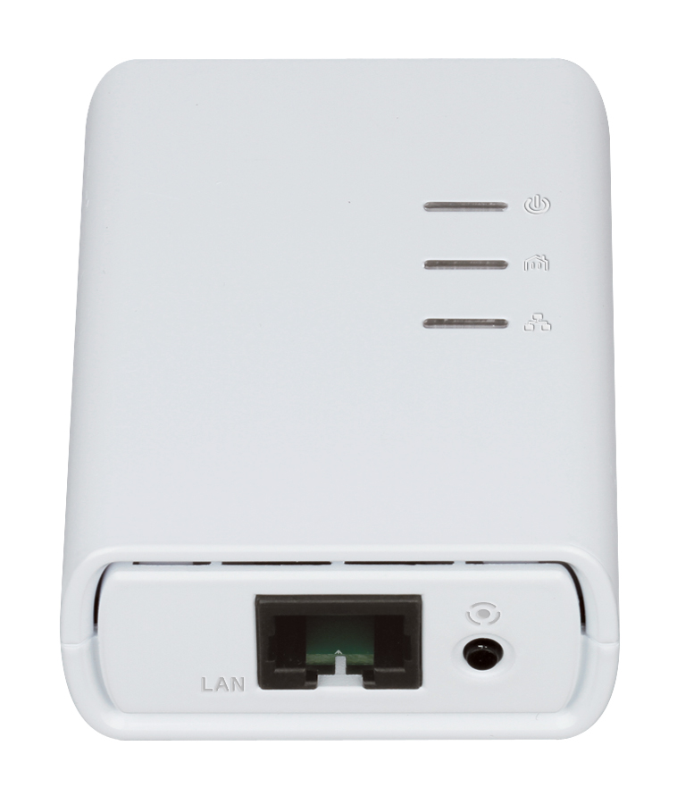 Repetidor Wireless Powerline AV500 N 300mbps DHP-W311AV KIT - Dlink