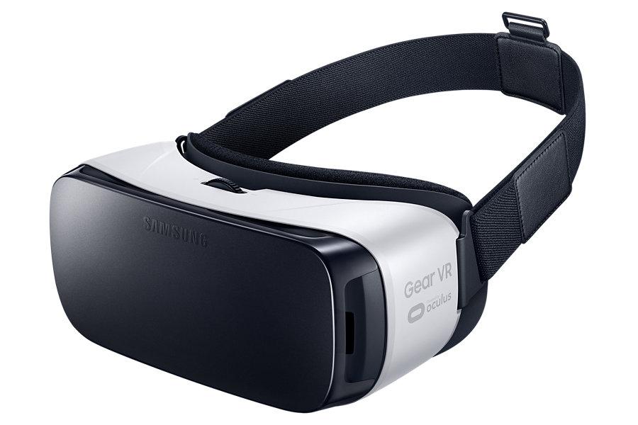 Óculos Galaxy Gear VR Branco - Samsung