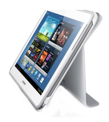 Capa Protetora Book Cover para Galaxy Note 10.1 EFC-1G2NWECSTD Branca - Samsung