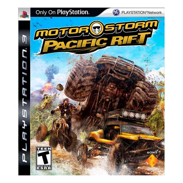 Jogo Motorstorm Pacific Rift para PS3 - Sony