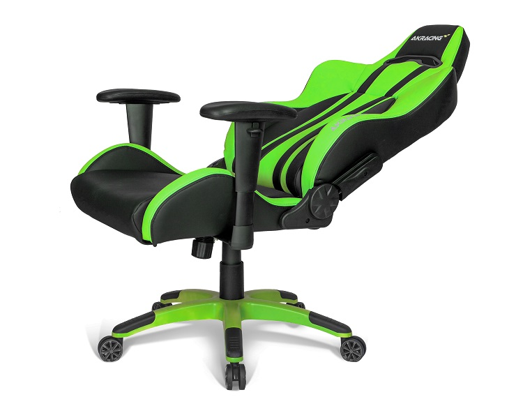 Cadeira AKRacing Premium Plus Green AK-PPLUS-GN - AKRacing