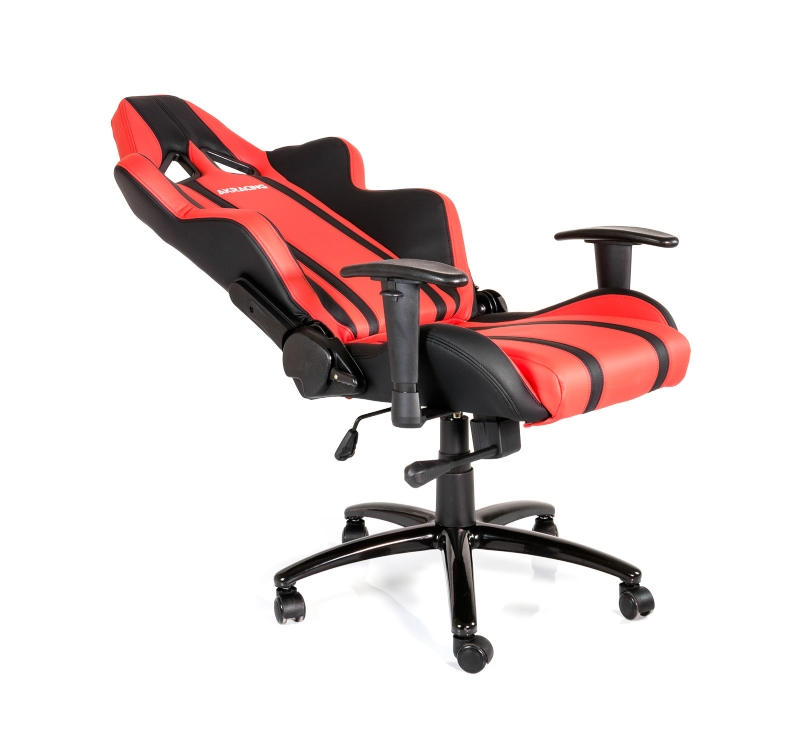 Cadeira AKRacing Pyro Black Red AK-6011-BR - AKRacing