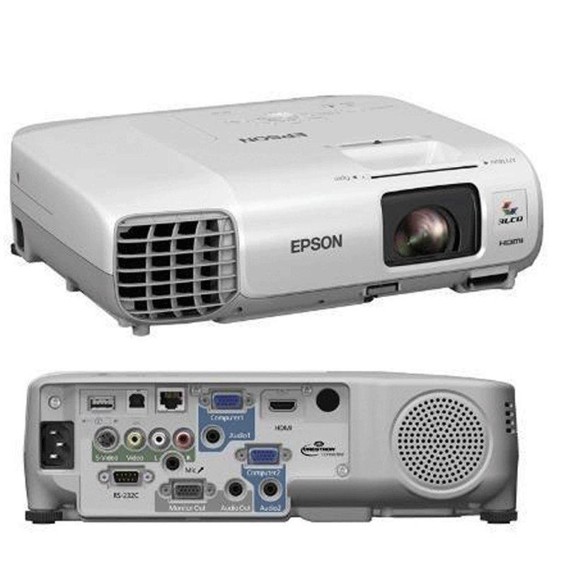 Projetor X29 3000 Lumens XGA HDMI WiFi V11H691024 - Epson
