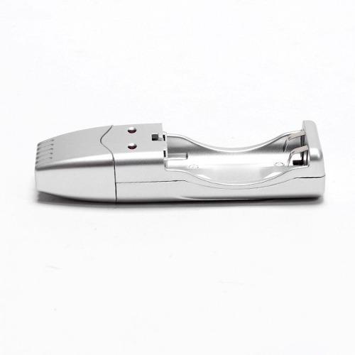 Carregador de Pilhas USB com LED Indicador ST-0808 - Smart