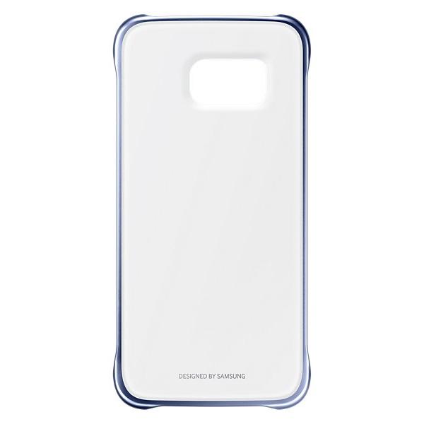 Capa Protetora Clear Galaxy S6 Borda Preta EF-QG920BBE - Samsung