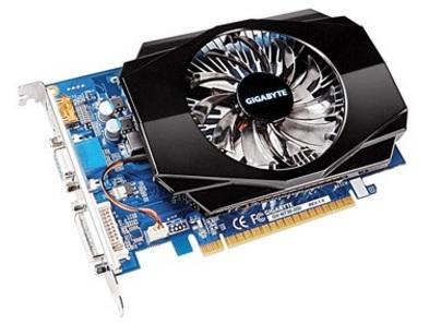 Placa de Vídeo Geforce GT730 2GB DDR3 128Bits GV-N730-2GI - Gigabyte