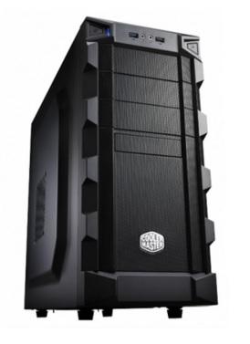 Gabinete ATX MidTower USB3.0 RC-K280-KKN1 - CoolerMaster