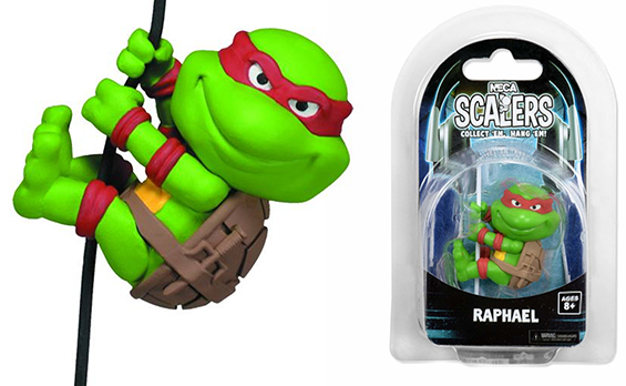 Raphael  Teenage Mutant Ninja Turtles Scalers