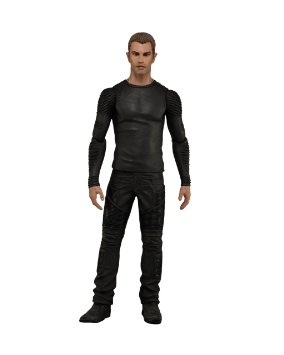 Divergent Movie - Action Figure four