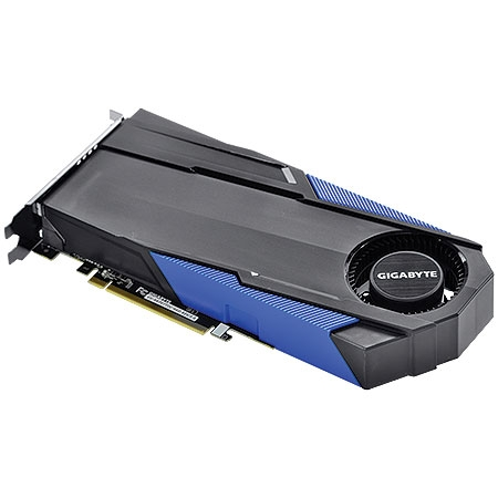 Placa de Vídeo Geforce GTX970 OC Twin Turbo 4GB DDR5 256Bits GV-N970TTOC-4GD - Gigabyte