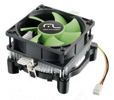 Cooler Universal AMD e Intel GA120 - Multilaser