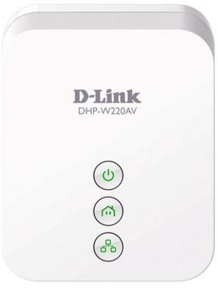 Extensor Powerline Wireless 150Mbps DHP-W220AV - Dlink