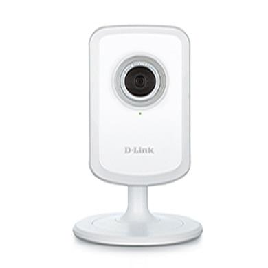 Câmera para Rede Wireless N H2.64 com Mylink Cloud DCS-931L - Dlink