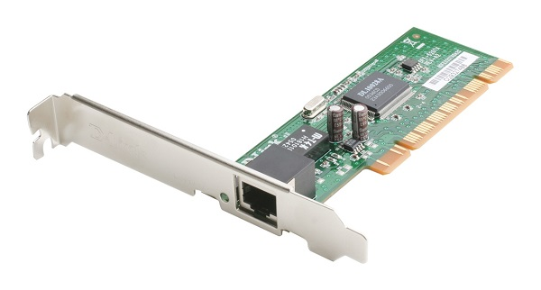 Placa de Rede 10/100Mbps DFE-520TX PCI - Dlink