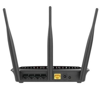 Roteador Wireless  AC 750Mbps, Dual Band com 3 Antenas DIR-809 - Dlink
