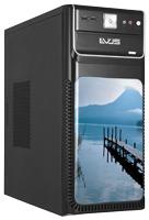 Gabinete 2 Baias Micro ATX Com Fonte Blue Sky G2-06A - Evus