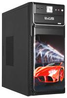 Gabinete 2 Baias Micro ATX Com Fonte Turbo G2-08V - Evus