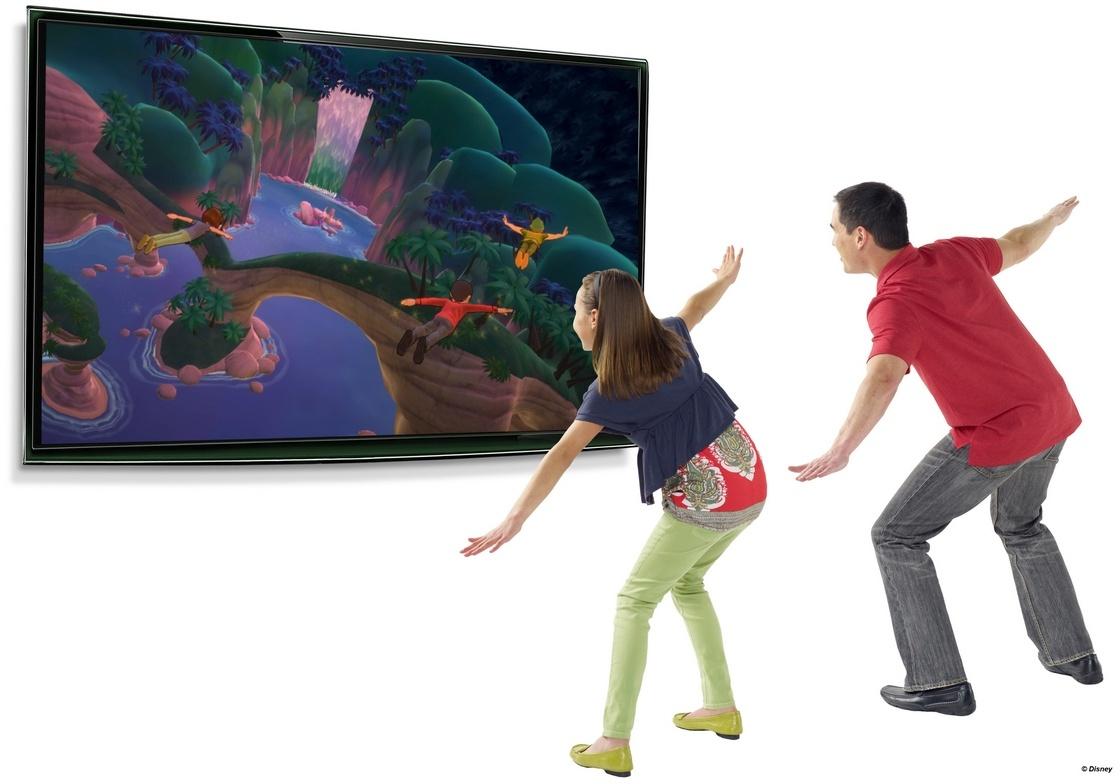 Jogo Kinect Disneyland Adventures para XBOX 360