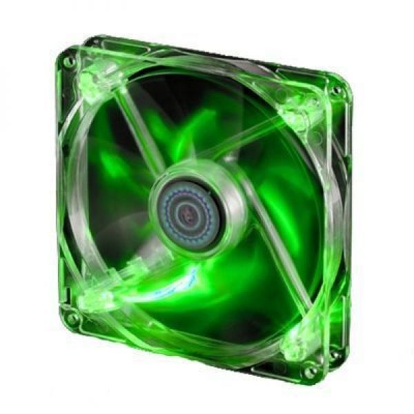 Cooler R4-BCDR-10FG-R1 140mm LED Verde 18485 - Coolermaster