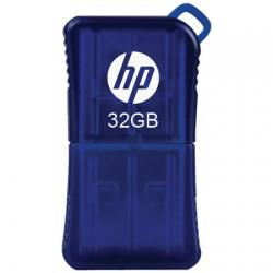 Pen Drive 32GB V165W P-FD32GBHP165-GEL Azul - HP