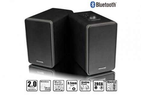 Caixa de Som Bluetooth H21 36W RMS Bivolt Automatico - Microlab