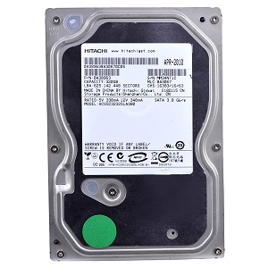 Hard Disk 320GB Sata 2 refurbished 3,5 5400RPM HCS5C3232SLA380 - Hitachi