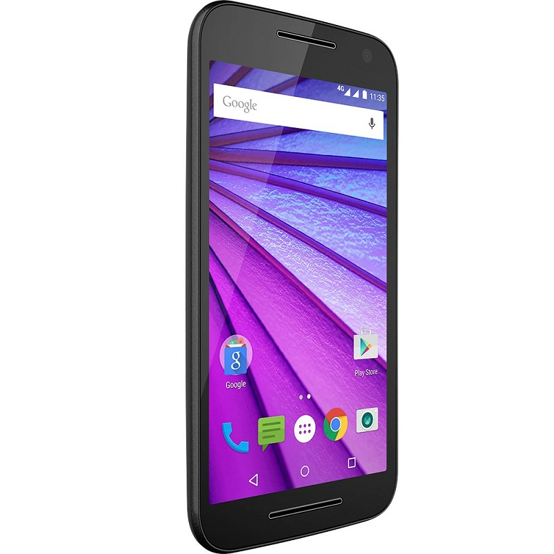 Smartphone Moto G 3 Gera��o Colors XT1543 V2, Quad Core, Android 5.1.1, Tela 5.0, 16GB, 13MP, 4G, Preto - Motorola