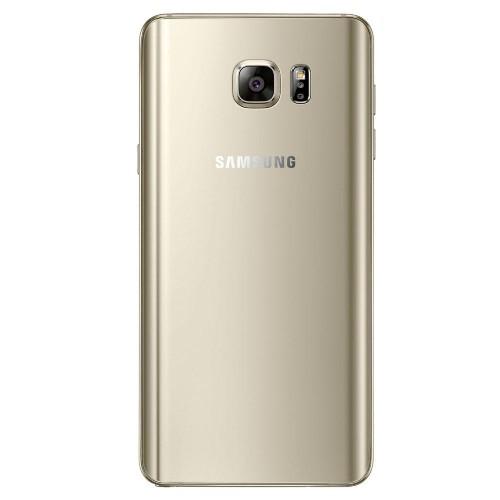 Smartphone Galaxy Note 5 SM-N920G Dourado com 32GB Tela de 5.7 C�mera 16MP 4G Android 5.1 e Processador Octa-Core - Samsung