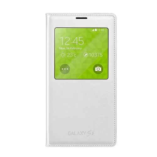Case S View para Galaxy S5 EF-CG900BWEGBR - Samsung