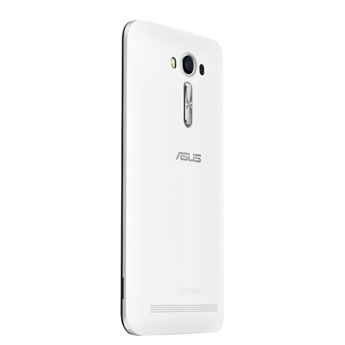 Smartphone Zenfone 2 Laser ZE550KL-1B059WWSN, Qualcomm Snapdragon, Android 5.0, Tela 5,5, 16GB, Câmera 13MP, 4G, Dual Chip, Branco - Asus