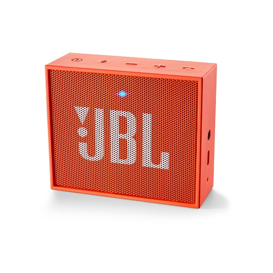 Caixa de Som JBL GO Bluetooth (Bateria Recarreg�vel) Laranja JBLGOORG - JBL