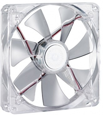 Cooler R4-BCDR-10FR R1 140mm LED Vermelho 18486 - Coolermaster