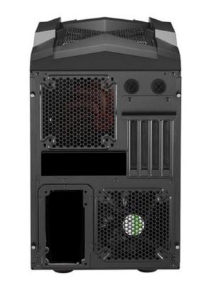 Gabinete Micro ATX Strike-XCube Black EN52773 - Aerocool