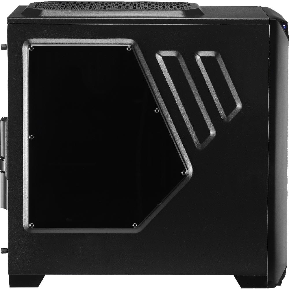 Gabinete VS-92 BK Window U3H sem Fonte EN52124 - Aerocool